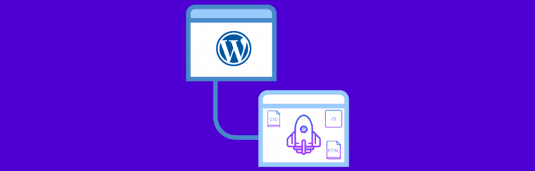 Transformer votre Wordpress en site statique en utilsant Google Storage